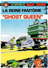 """Cover Thumbnail for Buck Danny (Dupuis, 1948 series) #40 - """"Ghost Queen"""""""