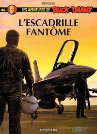 Cover Thumbnail for Buck Danny (Dupuis, 1948 series) #46 - L'Escadrille fantôme