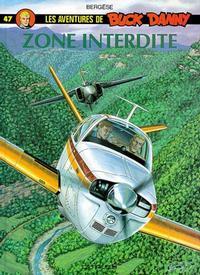 Cover Thumbnail for Buck Danny (Dupuis, 1948 series) #47 - Zone interdite