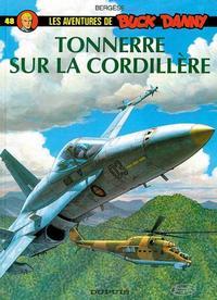Cover Thumbnail for Buck Danny (Dupuis, 1948 series) #48 - Tonnerre sur la Cordillère