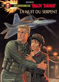 Cover Thumbnail for Buck Danny (Dupuis, 1948 series) #49 - La Nuit du Serpent