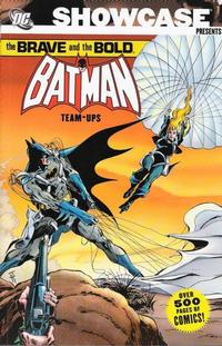 Cover Thumbnail for Showcase Presents The Brave and the Bold Batman Team-Ups (DC, 2007 series) #2