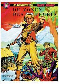 Cover Thumbnail for Buck Danny (Dupuis, 1949 series) #3 - De zonen des hemels [Herdruk (1967)]