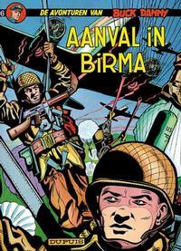 Cover Thumbnail for Buck Danny (Dupuis, 1949 series) #6 - Aanval in Birma [Eerste druk (1952)]