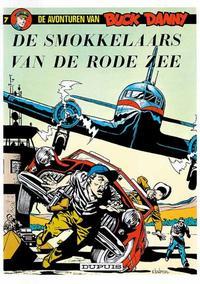 Cover Thumbnail for Buck Danny (Dupuis, 1949 series) #7 - De smokkelaars van de Rode Zee