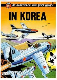 Cover Thumbnail for Buck Danny (Dupuis, 1949 series) #11 - In Korea