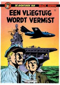 Cover Thumbnail for Buck Danny (Dupuis, 1949 series) #13 - Een vliegtuig wordt vermist