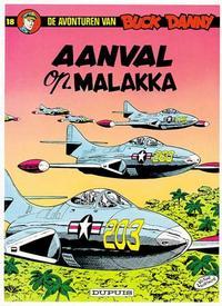 Cover Thumbnail for Buck Danny (Dupuis, 1949 series) #18 - Aanval op Malakka