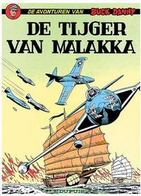 Cover Thumbnail for Buck Danny (Dupuis, 1949 series) #19 - De tijger van Malakka