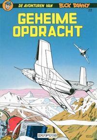 Cover Thumbnail for Buck Danny (Dupuis, 1949 series) #22 - Geheime opdracht