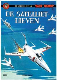 Cover Thumbnail for Buck Danny (Dupuis, 1949 series) #30 - De satellietdieven