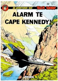 Cover Thumbnail for Buck Danny (Dupuis, 1949 series) #32 - Alarm te Cape Kennedy!