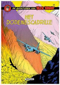 Cover Thumbnail for Buck Danny (Dupuis, 1949 series) #35 - Het dodenescadrille