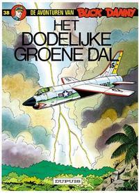 Cover Thumbnail for Buck Danny (Dupuis, 1949 series) #38 - Het dodelijke Groene Dal
