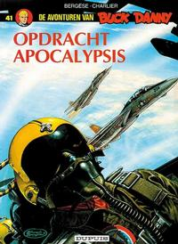 Cover Thumbnail for Buck Danny (Dupuis, 1949 series) #41 - Opdracht Apocalypsis