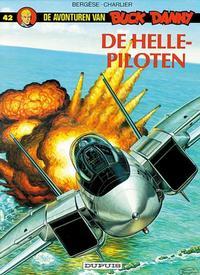 Cover Thumbnail for Buck Danny (Dupuis, 1949 series) #42 - De hellepiloten