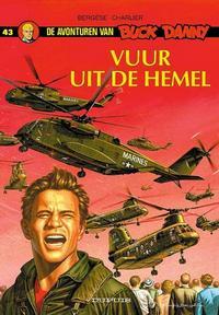 Cover Thumbnail for Buck Danny (Dupuis, 1949 series) #43 - Vuur uit de hemel