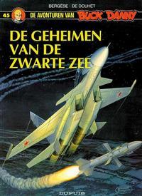 Cover Thumbnail for Buck Danny (Dupuis, 1949 series) #45 - De geheimen van de Zwarte Zee