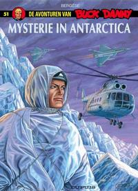 Cover Thumbnail for Buck Danny (Dupuis, 1949 series) #51 - Mysterie in Antarctica
