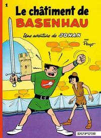 Cover Thumbnail for Johan et Pirlouit (Dupuis, 1954 series) #1 - Le châtiment de Basenhau