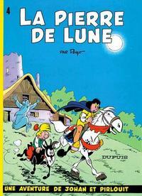 Cover Thumbnail for Johan et Pirlouit (Dupuis, 1954 series) #4 - La pierre de lune