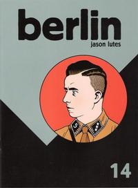 Cover Thumbnail for Berlin (Drawn & Quarterly, 1998 series) #14