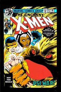 Cover Thumbnail for X-Men Vol. 1, No. 117 [Marvel Legends Reprint] (Marvel, 2004 series)