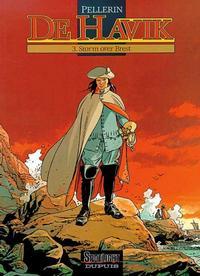 Cover Thumbnail for De Havik (Dupuis, 1994 series) #3 - Storm over Brest