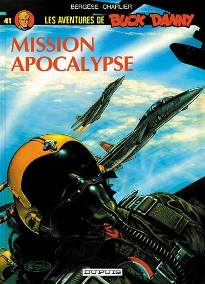 Cover for Buck Danny (Dupuis, 1948 series) #41 - Mission Apocalypse