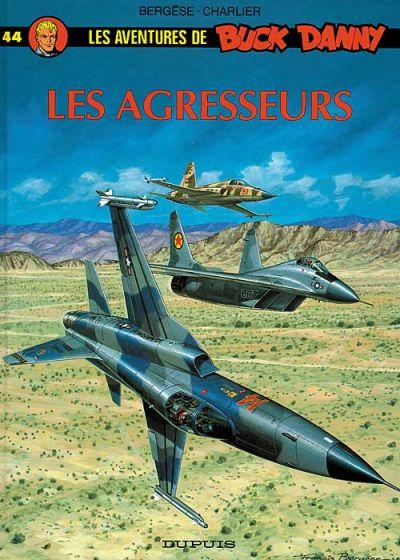 Cover for Buck Danny (Dupuis, 1948 series) #44 - Les Agresseurs