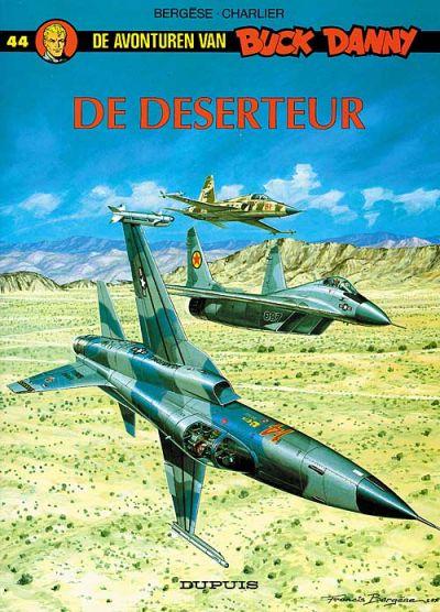Cover for Buck Danny (Dupuis, 1949 series) #44 - De deserteur