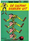Cover Thumbnail for Lucky Luke (1949 series) #15 - De Daltons breken uit [Herdruk 1987]