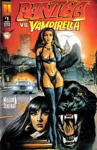 Cover Thumbnail for Vampirella vs Pantha (Harris Comics, 1997 series) #1