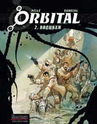 Cover Thumbnail for Orbital (Dupuis, 2007 series) #2 - Breuken