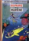 Cover for Les Aventures de Spirou et Fantasio (Dupuis, 1950 series) #9 - Le repaire de la murène