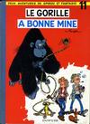 Cover for Les Aventures de Spirou et Fantasio (Dupuis, 1950 series) #11 - Le gorille a bonne mine