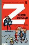 Cover for Les Aventures de Spirou et Fantasio (Dupuis, 1950 series) #15 - Z comme Zorglub