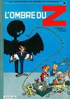 Cover for Les Aventures de Spirou et Fantasio (Dupuis, 1950 series) #16 - L'ombre du Z