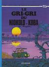Cover for Les Aventures de Spirou et Fantasio (Dupuis, 1950 series) #25 - Le gri-gri du Niokolo-Koba