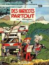 Cover for Les Aventures de Spirou et Fantasio (Dupuis, 1950 series) #29 - Des haricots partout