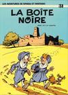 Cover for Les Aventures de Spirou et Fantasio (Dupuis, 1950 series) #31 - La boîte noire