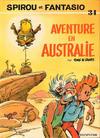 Cover for Les Aventures de Spirou et Fantasio (Dupuis, 1950 series) #34 - Aventure en Australie