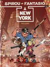 Cover for Les Aventures de Spirou et Fantasio (Dupuis, 1950 series) #39 - Spirou à New York