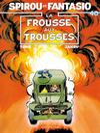 Cover for Les Aventures de Spirou et Fantasio (Dupuis, 1950 series) #40 - La frousse aux trousses