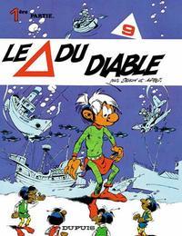 Cover Thumbnail for Les Petits Hommes (Dupuis, 1974 series) #9 - Le triangle du diable