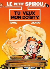 Cover Thumbnail for Le Petit Spirou (Dupuis, 1990 series) #2 - Tu veux mon doigt?
