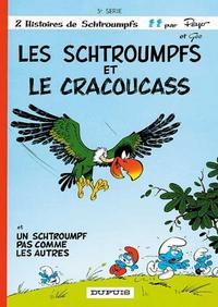 Cover Thumbnail for Les Schtroumpfs (Dupuis, 1963 series) #5 - Les Schtroumpfs et le cracoucass