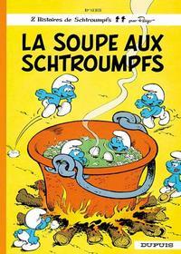 Cover Thumbnail for Les Schtroumpfs (Dupuis, 1963 series) #10 - La soupe aux Schtroumpfs
