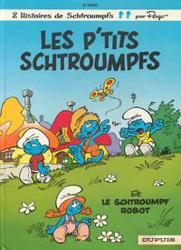 Cover Thumbnail for Les Schtroumpfs (Dupuis, 1963 series) #13 - Les p'tits Schtroumpfs