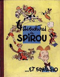 Cover Thumbnail for Les Aventures de Spirou et Fantasio (Dupuis, 1950 series) #1 - 4 aventures de Spirou et Fantasio